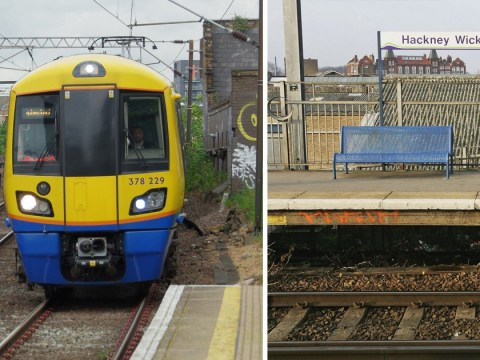 Two 'train surfers' found dead on tracks after being electrocuted
