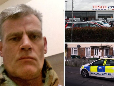 Man, 50, charged with attempting to murder teen, 19, in far-right terror attack