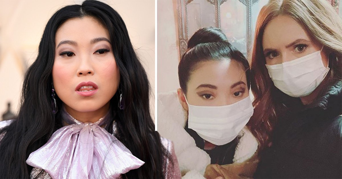 Awkwafina confirms she's joined the cast of Jumanji 2