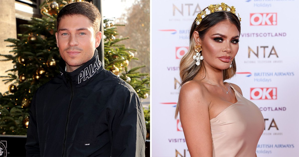 Joey Essex is not happy about BFF Dan Edgar and cousin Chloe Sims getting together on Towie