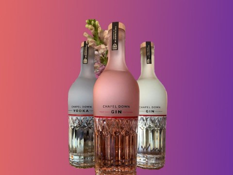 Chapel Down launches gin made with pinot noir grapes so you no longer have to choose