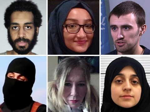 Who are the British fighters who went to join Isis?