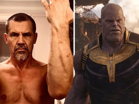 Avengers star Josh Brolin appears bruised as he begins training for Dune