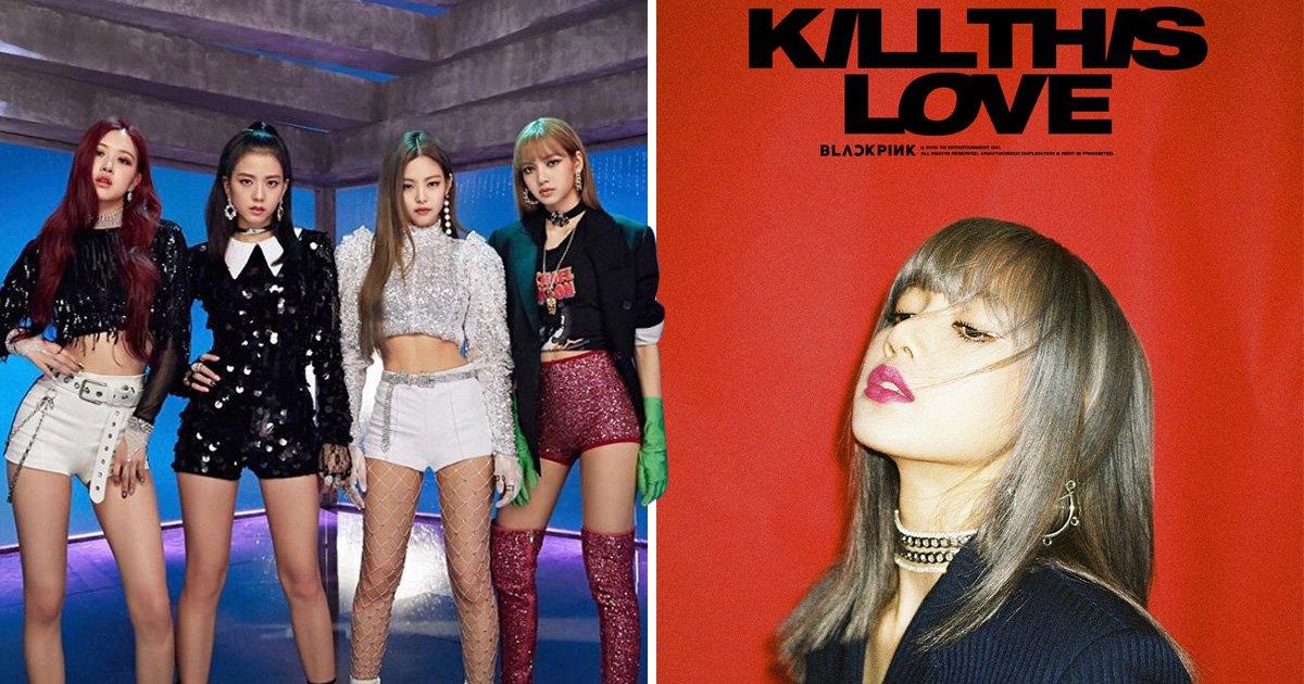 BLACKPINK's comeback confirmed as Lisa promotes new mini album Kill This Love