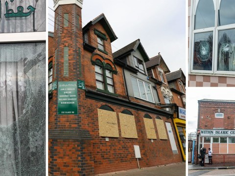 Man denies criminal damage after five mosques had windows smashed