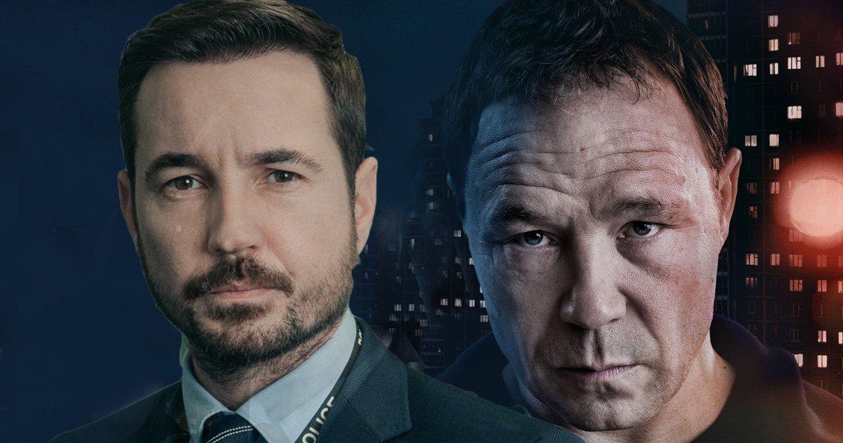 Line of Duty series 5: Martin Compston warns Stephen Graham's Balaclava Man is AC-12's 'most dangerous' villain yet