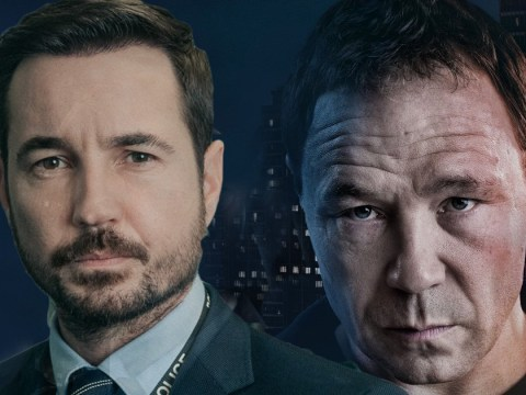 Line of Duty series 5: Martin Compston warns Stephen Graham's Balaclava Man is AC-12's 'most dangerous' villain yet