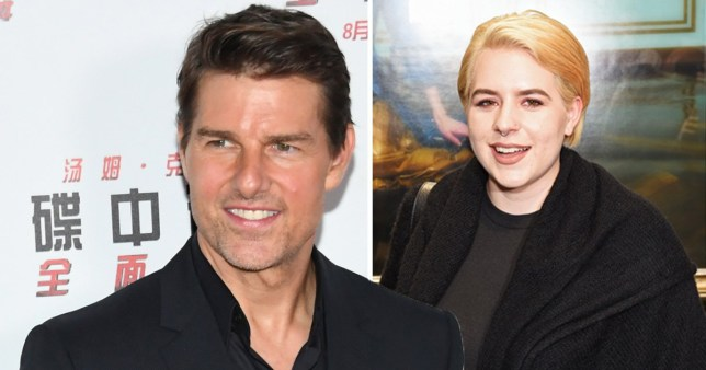 Tom Cruise Scientology 2020.Tom Cruise S Daughter Isabella Claims Scientology Saved Her