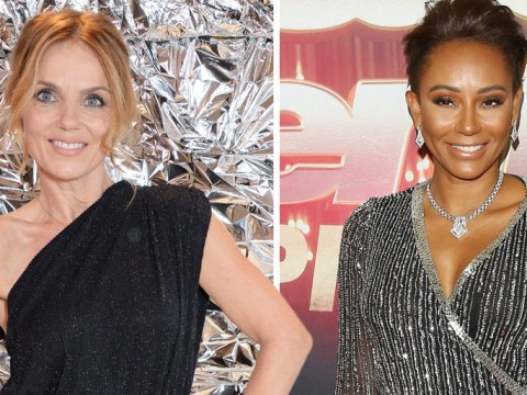 Spice Girls' Geri and Mel B used to drive down motorway naked