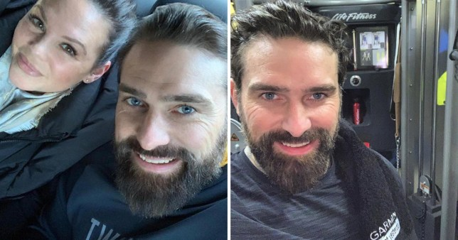 Ant Middleton and wife Emilie look all loved up as they enjoy romantic getaway to New York