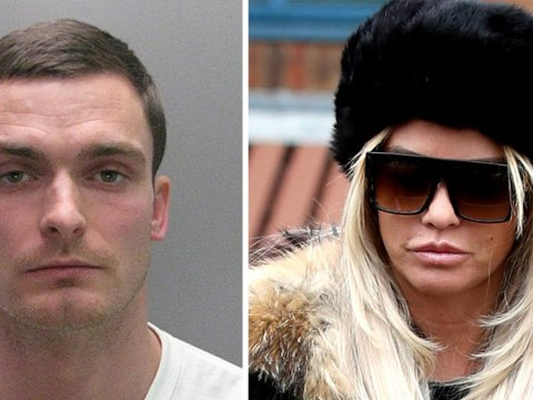 Katie Price debunks claims she is helping Adam Johnson 'revive his career' after prison release, but does know his family