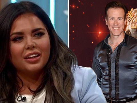 Scarlett Moffatt eyes up Anton Du Beke for Strictly Come Dancing but admits: 'I'm scared everyone would hate me'