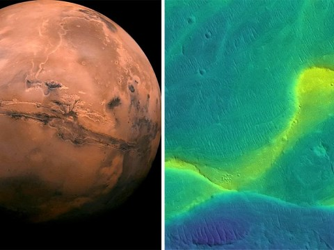 Space experts uncover surprising facts about rivers on the surface of Mars