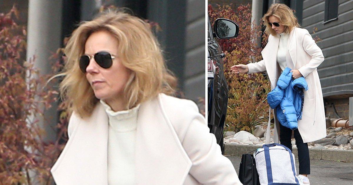Geri Horner brushes off Mel B's sex confession to focus on mummy duties