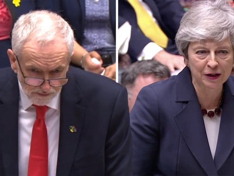 Labour Brexit plan rejected by MPs in indicative vote