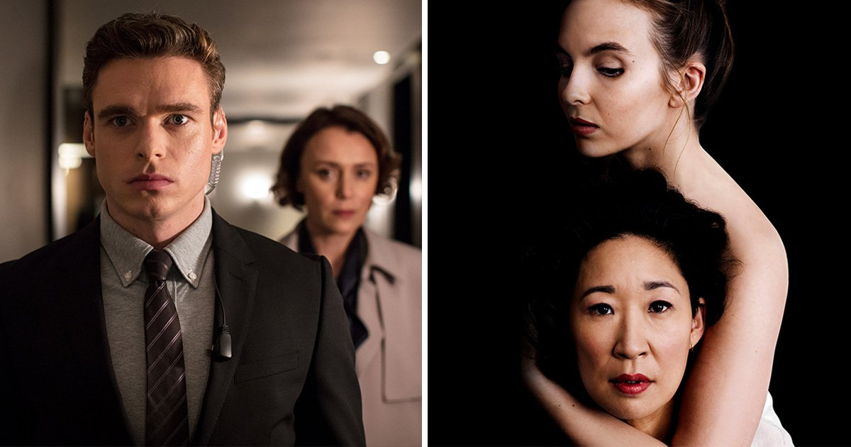 BAFTA TV Nominations: Killing Eve dominates with 14 nods as Richard Madden gets snubbed for Bodyguard