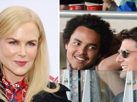 Tom Cruise 'bans Nicole Kidman from son's wedding as he prepares to marry Scientology princess'