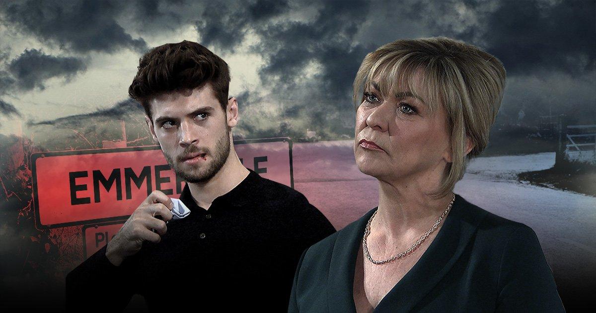 Emmerdale spoilers: Joe Tate returns and destroys evil Kim?