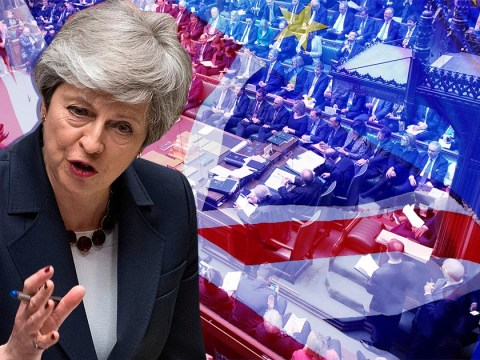 Theresa May in final attempt to pass Brexit deal – on day we should have left
