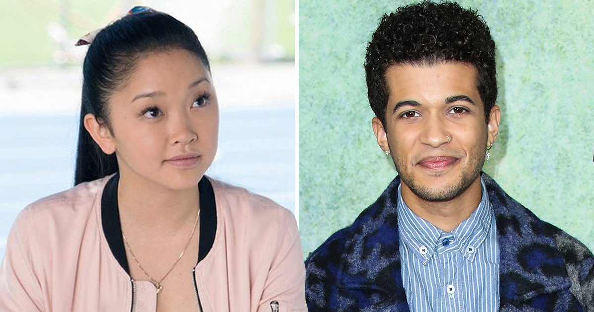 Jordan Fisher is Lana Condor's new love interest in All The Boys I've Loved Before
