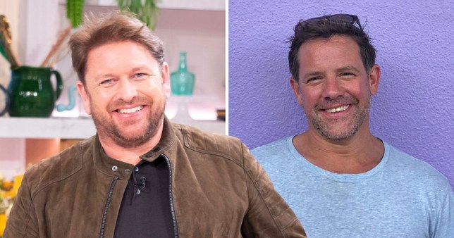 James Martin's Saturday Kitchen replacement Matt Tebbutt talks RIVALRY with new show