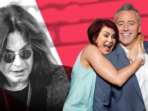 Matt LeBlanc reveals Sharon Osbourne wanted a threesome with him and husband Ozzy