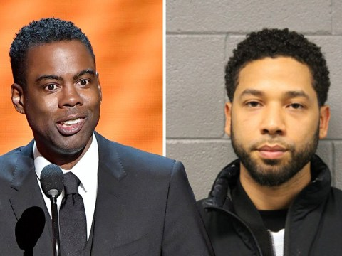 Chris Rock rips into Jussie Smollett at NAACP Image Awards: 'You ain't getting no respect from me'