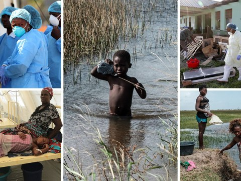 Cholera cases double in 48 hours across 'squalid' Cyclone Idai camps as death toll rises