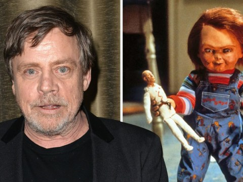 Mark Hamill threatens Toy Story's Woody in new Child's Play poster and our hearts can't take it