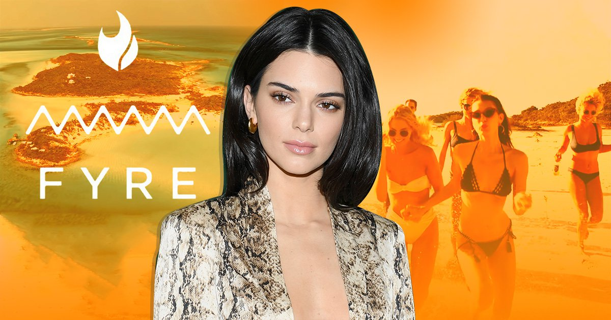 Kendall Jenner breaks silence on Fyre Festival disaster and admits 'sometimes it's a risk'