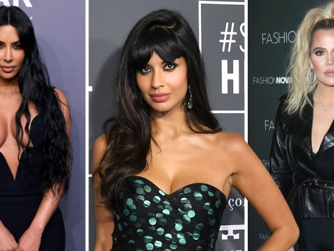 Kardashians finally break silence over Jameela Jamil tummy tea debate and it's officially war