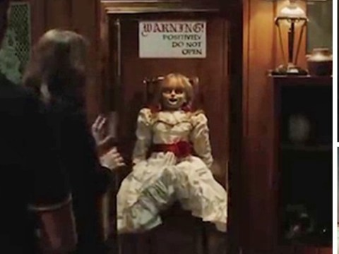 Everyone is already freaking out over Annabelle Comes Home as demented doll comes to life in terrifying trailer