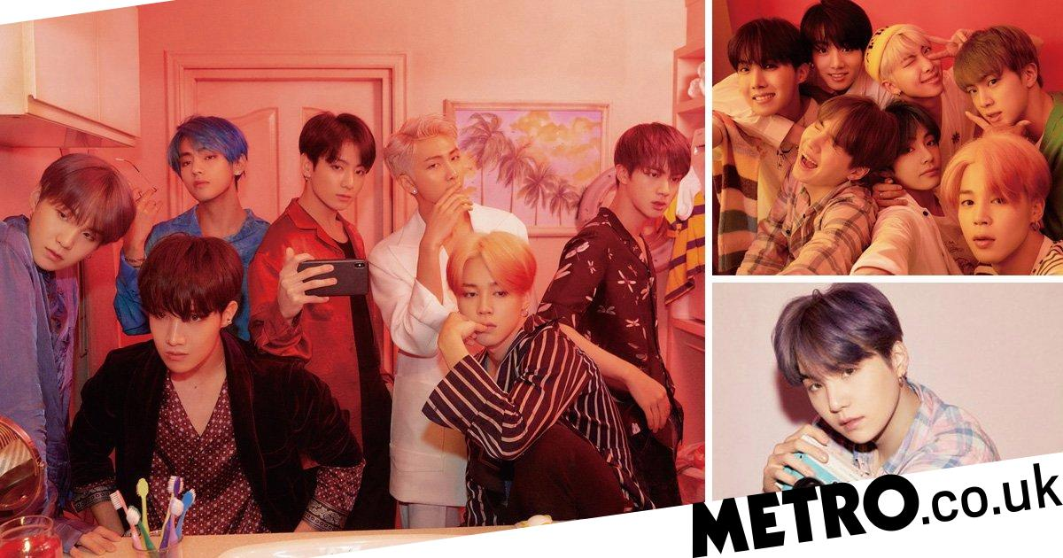 BTS Releases Concept Photos For Album Map Of The Soul