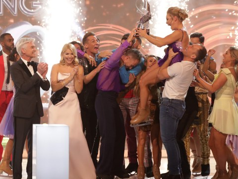 What did Dancing On Ice champion James Jordan actually win?