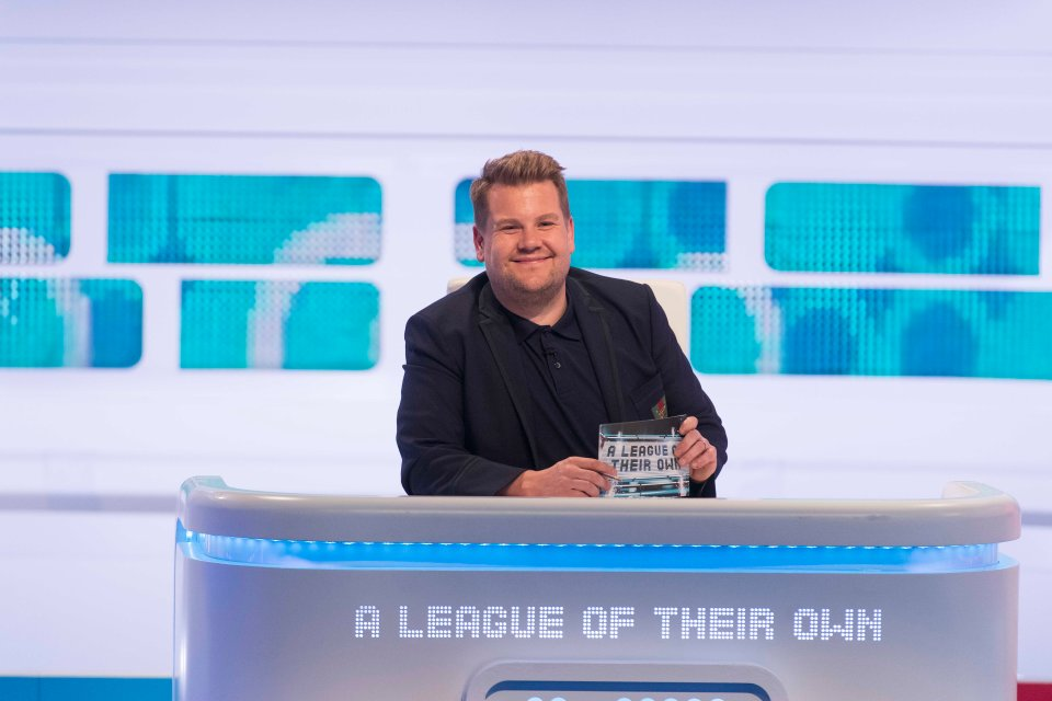 James Corden 'stepping down' from League Of Their Own after nine years at the helm