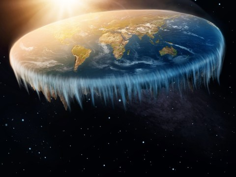 Flat-Earthers quarantined after trying to find 'the end of the world' during lockdown