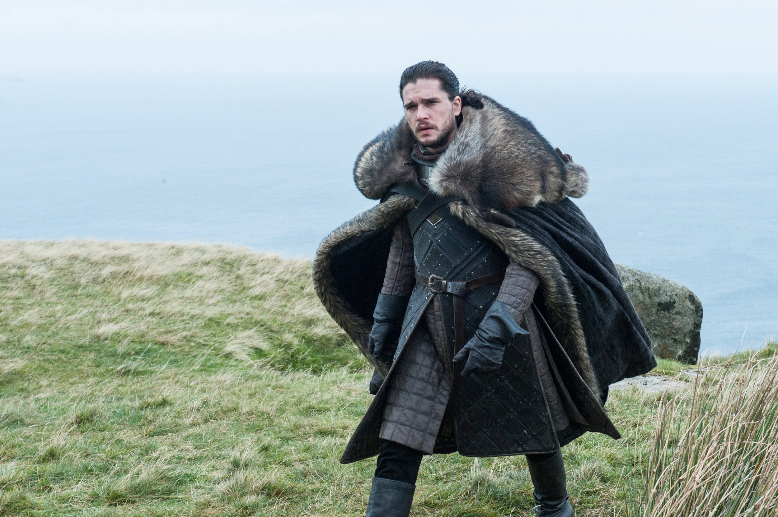 Game of Thrones' Kit Harington was the last one to find out the ending