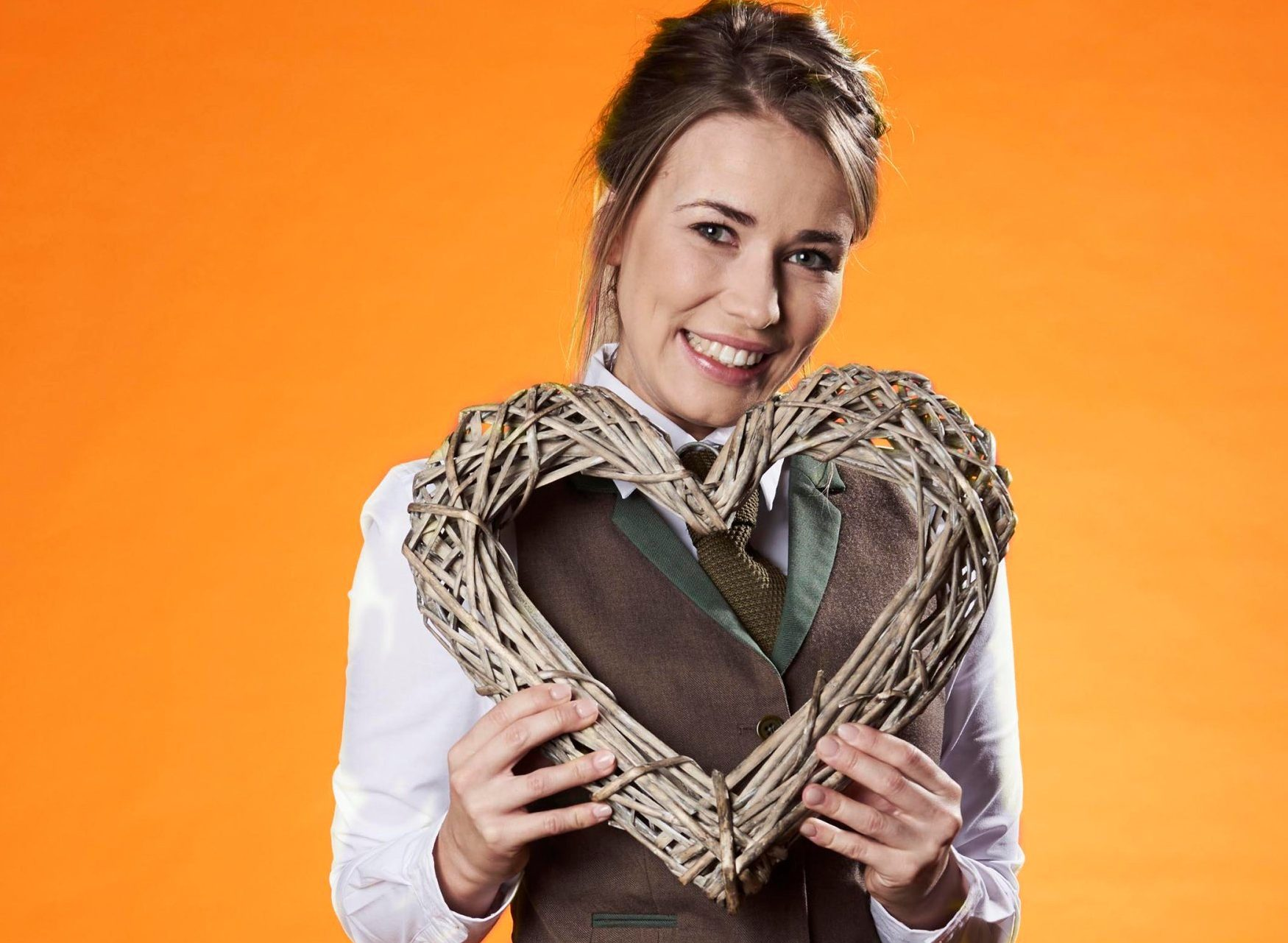 First Dates' Laura Tott officially becomes paramedic – but won't be giving up the show