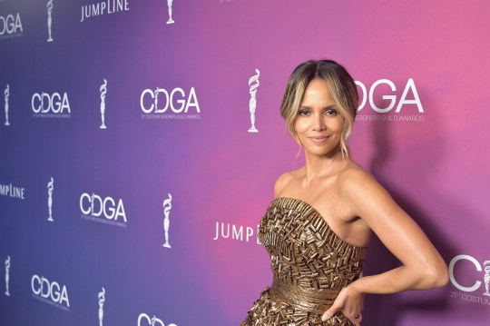 BEVERLY HILLS, CA - FEBRUARY 19: Halle Berry attends The 21st CDGA (Costume Designers Guild Awards) at The Beverly Hilton Hotel on February 19, 2019 in Beverly Hills, California. (Photo by Stefanie Keenan/Getty Images for CDGA)