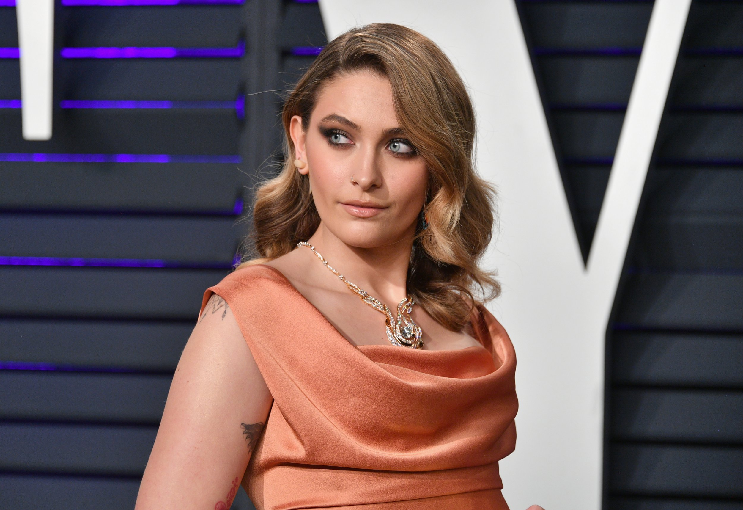 Paris Jackson hits back at claims she is worried about Leaving Neverland