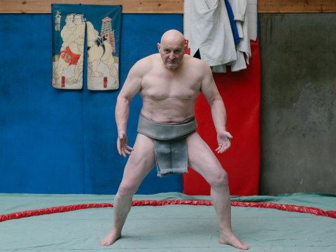 My Odd Job: You don't have to be huge to be a professional sumo wrestler