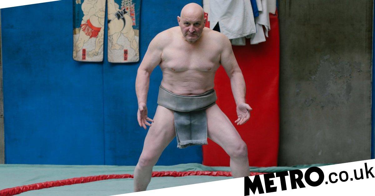 My Odd Job: You don't have to be huge to be a professional sumo wrestler