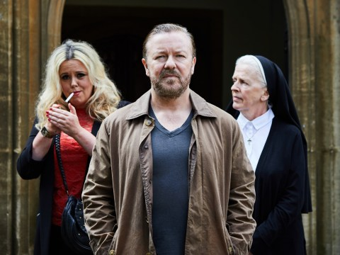 After Life season 2 confirmed with Ricky Gervais 'annoyed' that he'll 'have to work much harder'