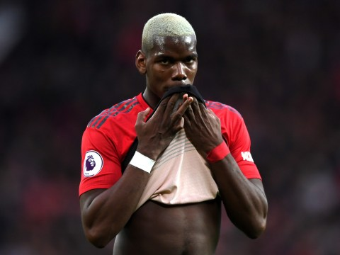 Paul Pogba responds to rumours of bust-up with Romelu Lukaku at Manchester United