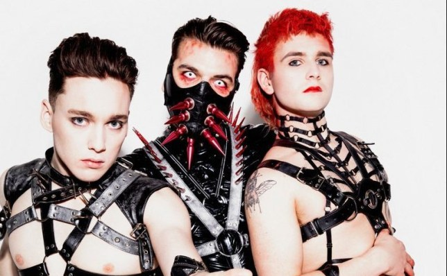 Hatari who are representing Iceland at Eurovision 2019