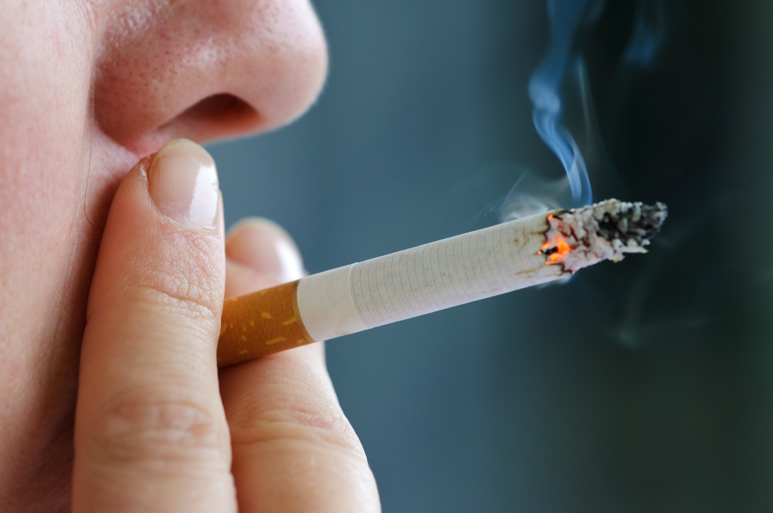Scientists reveal when and where England's last cigarette will be smoked