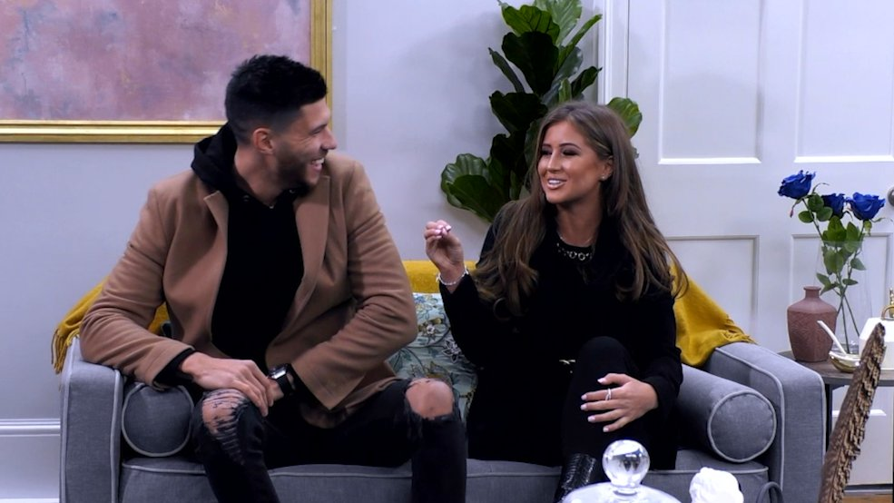 Jack Fowler's Celebs Go Dating reunion with Georgia Steel ends in disaster