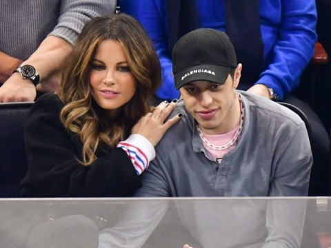 Pete Davidson 'not bothered' about Kate Beckinsale age gap as he confirms romance on SNL