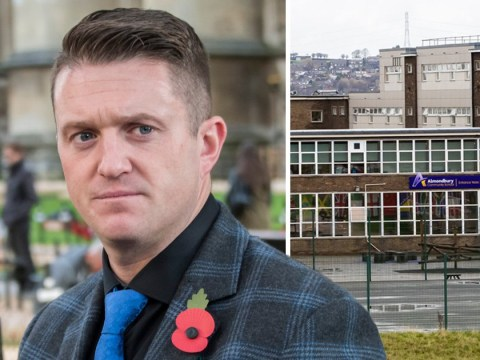 Syrian schoolboy sues Tommy Robinson for saying he 'violently attacked' English girls