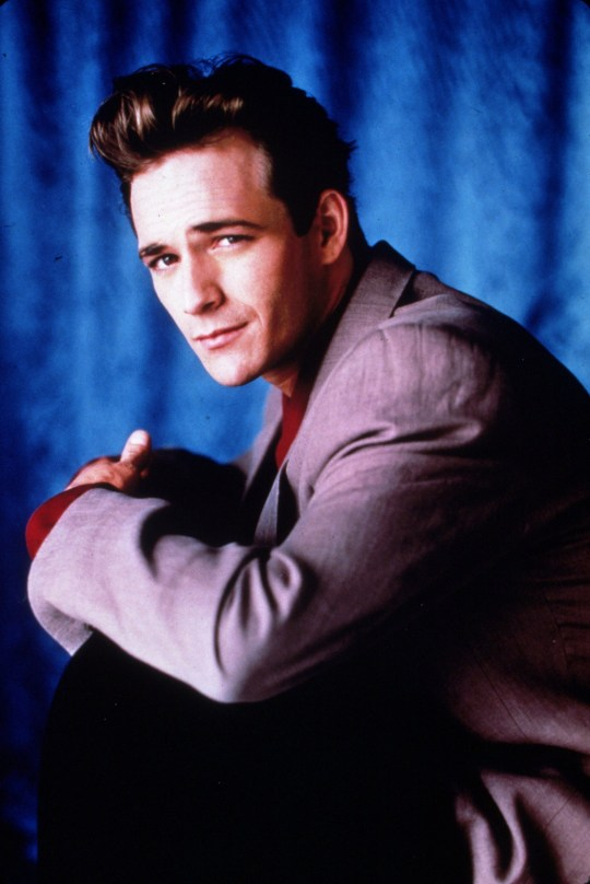 Who was Dylan McKay, Luke Perry's character in 90210
